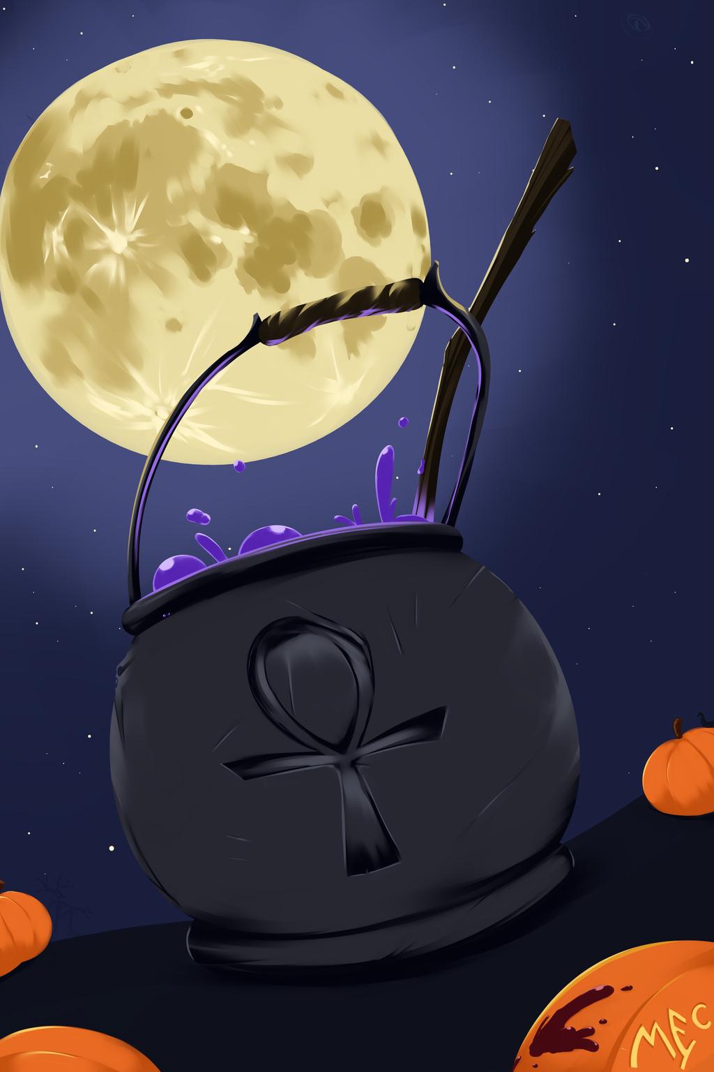 'Tis the Season - Halloween