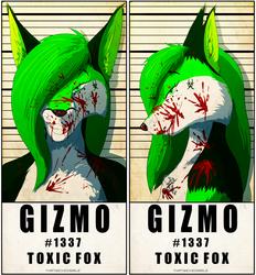 MugShot Badge - Gizmo