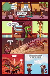 Death Valet Chapter 2 Page 6