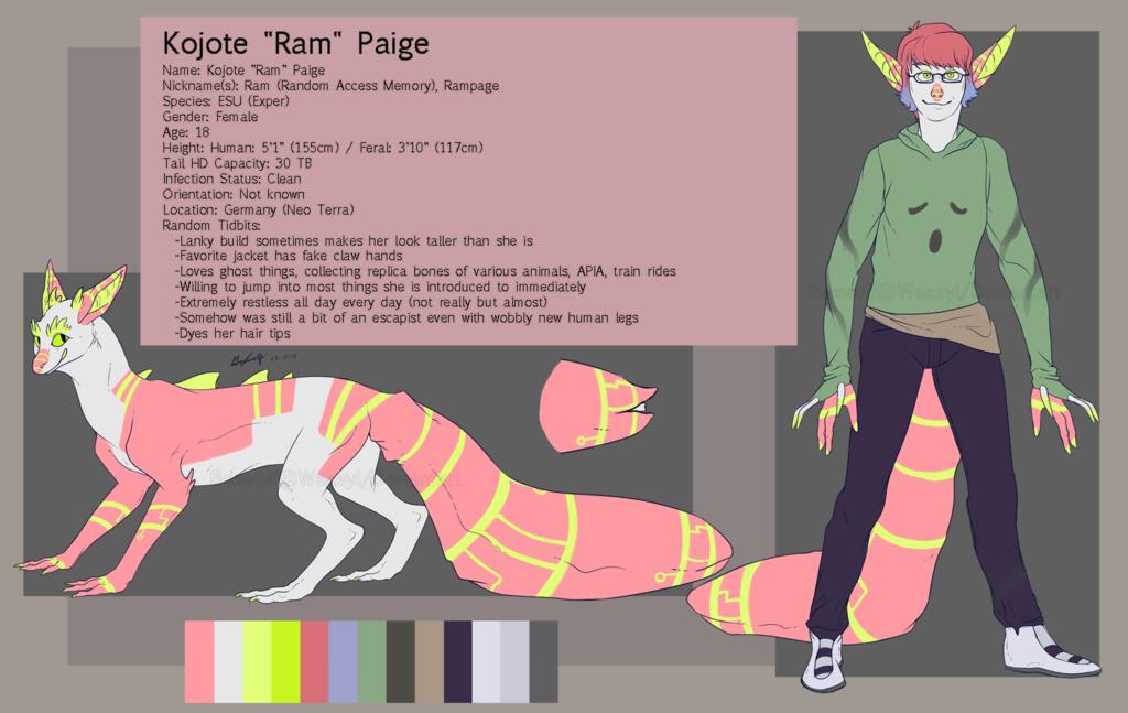 "Kojote ""Ram"" Paige"