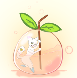 YCH in Peach Juice