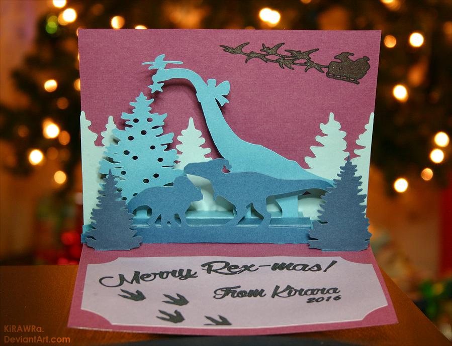 Merry Rex-Mas!