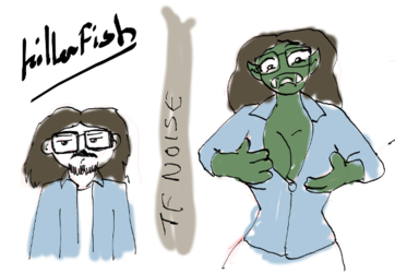 Orc-girl TF