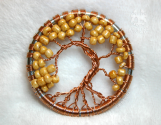 Rustic - Wire Tree