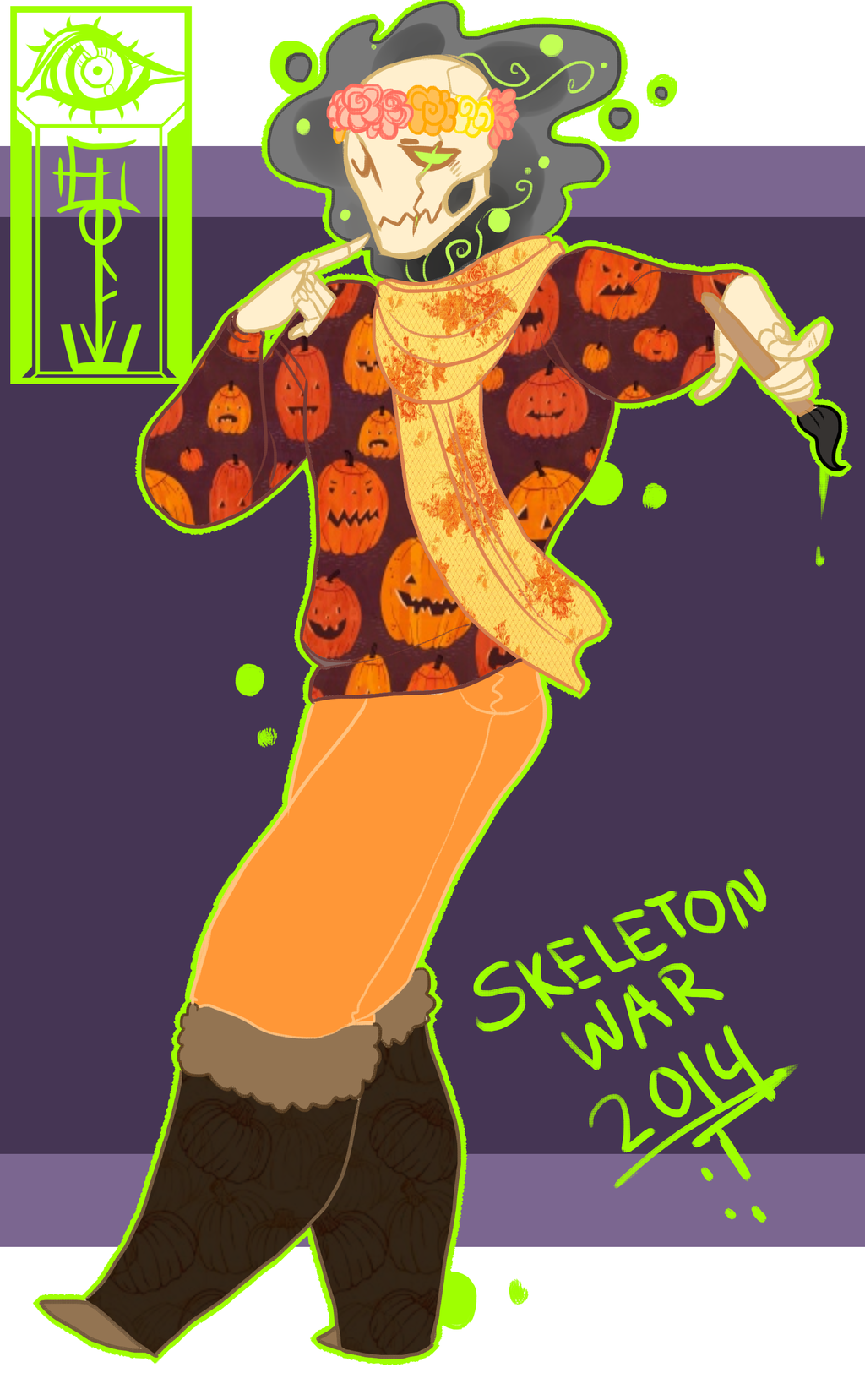 Skeleton Hell