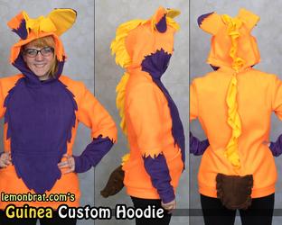 Guinea Custom Hoodie
