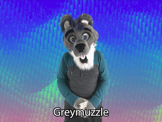 """Greymuzzle"" ASL gif"