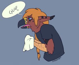 Sick as a... Bird?
