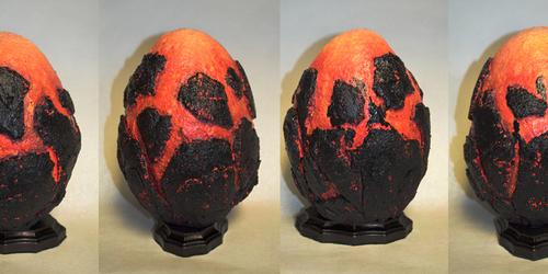 Magma Dragon Egg