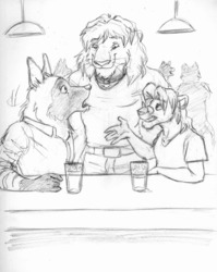 After Hours Part 6/Lions and Hyenas 1