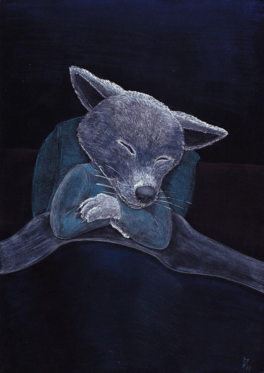 Sleep well, little fox