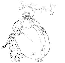 Kendal the Fat Cat
