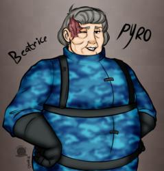 Bea the Classic Pyro