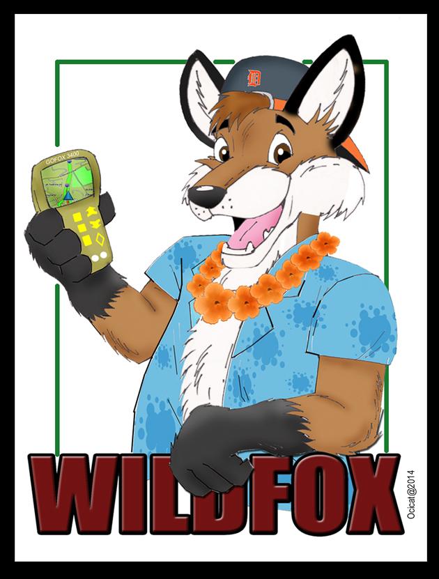 Wildfox badge
