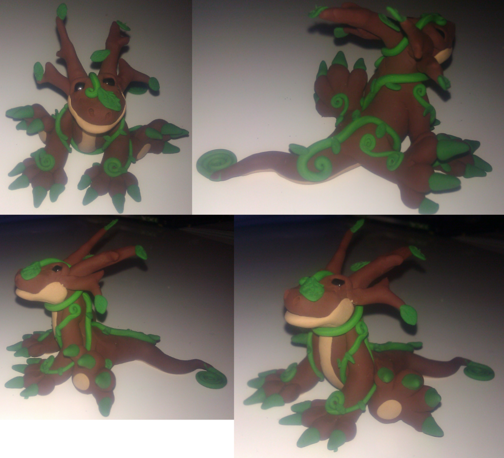 Tree Dragon! (For Sale?)
