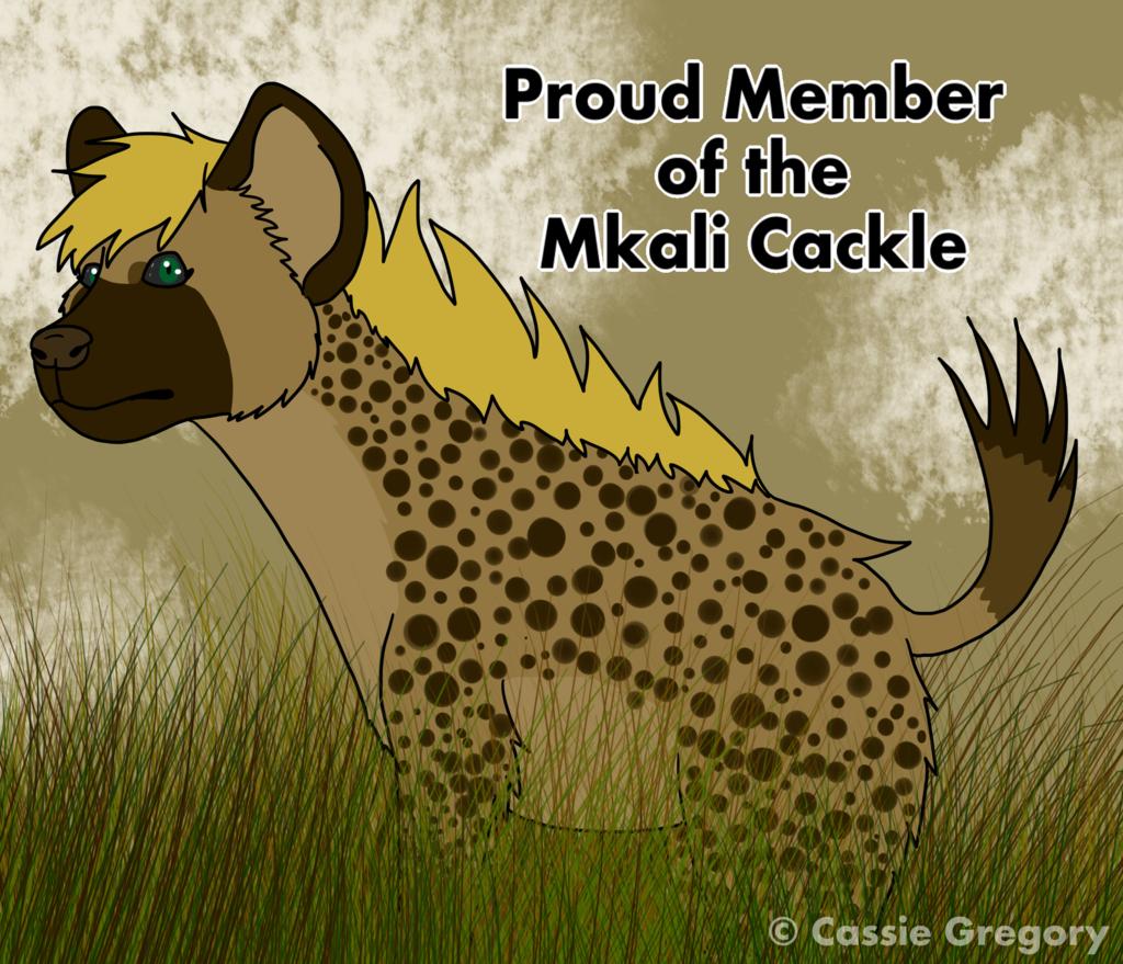 Proud Member of the Mkali Redrawn