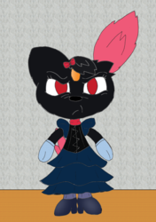 Dressed Up Sneasel Girl