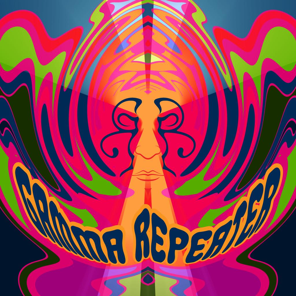 Gamma Repeater–G.R.–Album Teaser