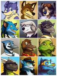 Icon Batch 1