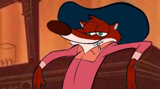 Foxes He Meme Bugs Bunny