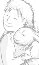 TF Couple - Cuddlebun