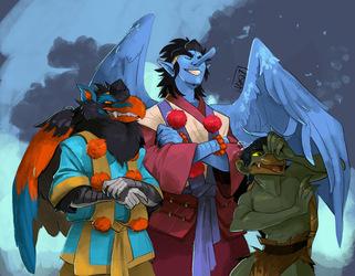 Yokai Squad