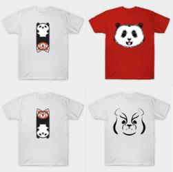 Teepublic: Panda Friday 3 day sale!