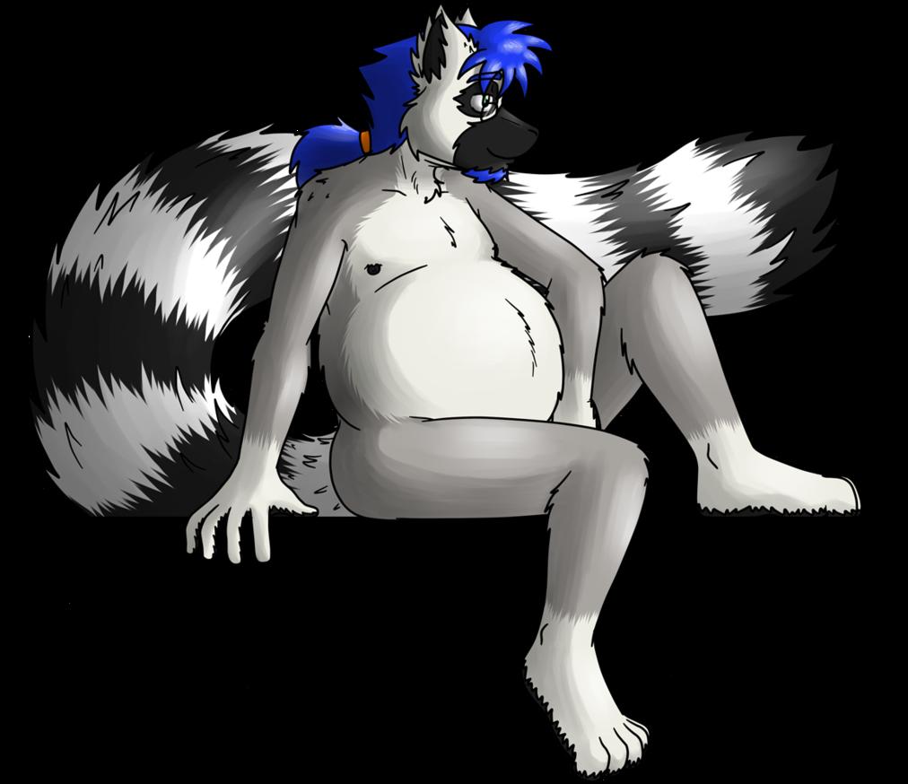 Quetza the Lemur (Nude)