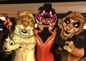 Lions & (Sabertooh)Tigers & Leopards... OH MY!