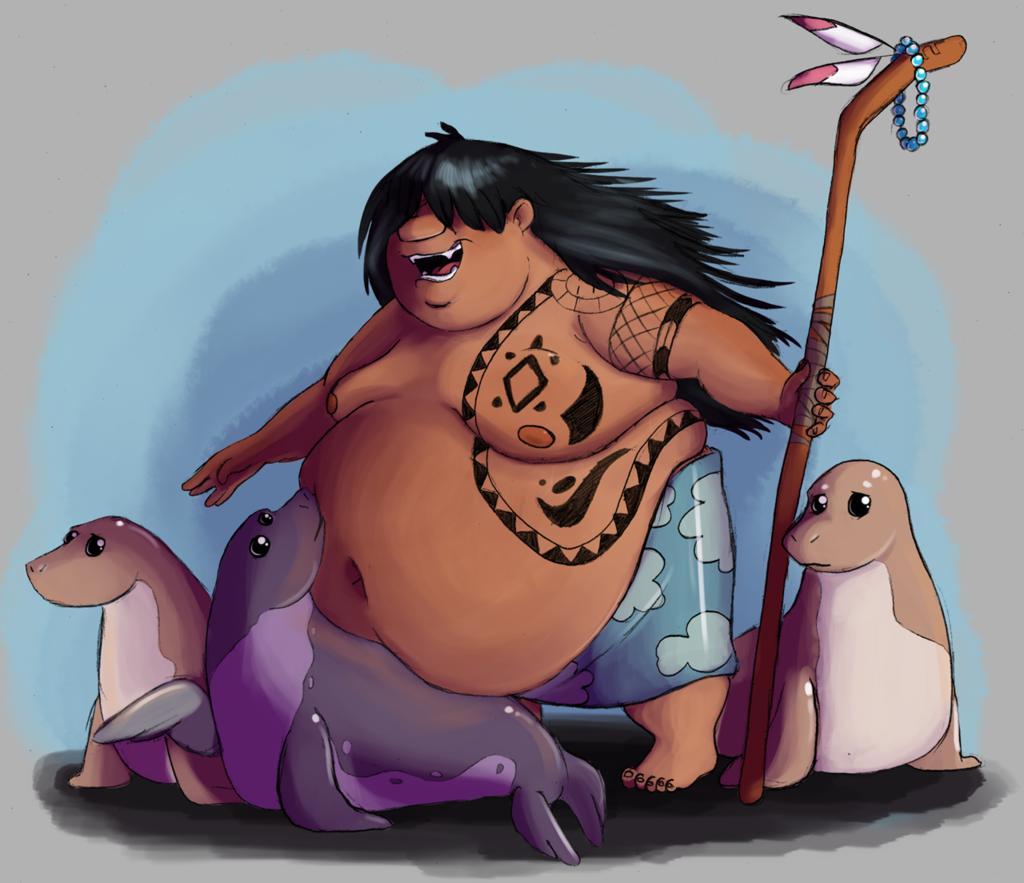 Harper and Seals