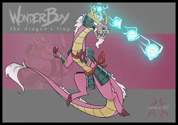 Wonder Boy Daimyo Dragon