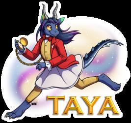 Taya Full Body Badge
