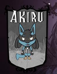 Akiru DST