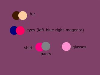 Alexis(color palette)