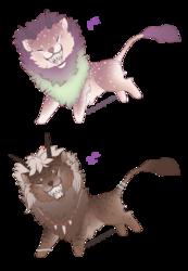 Lion Grimlins [Open]