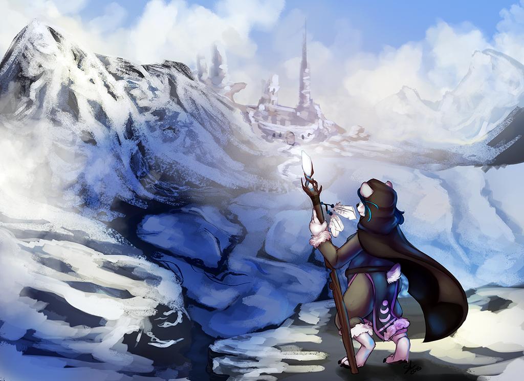 (P)Snowy Journey
