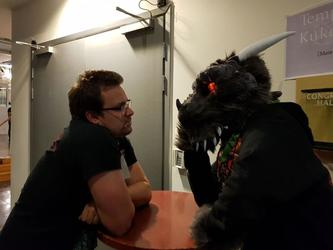 NFC 2018 02 Staring Contest!