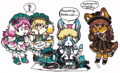 Ringo Don't Sit on Sasunoo!