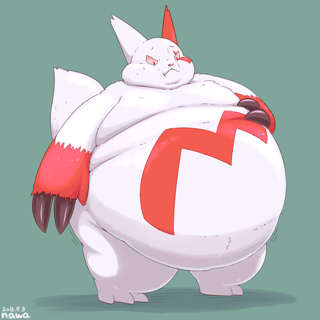 fatty zangoose