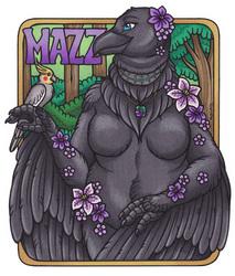 Mazz Conbadge
