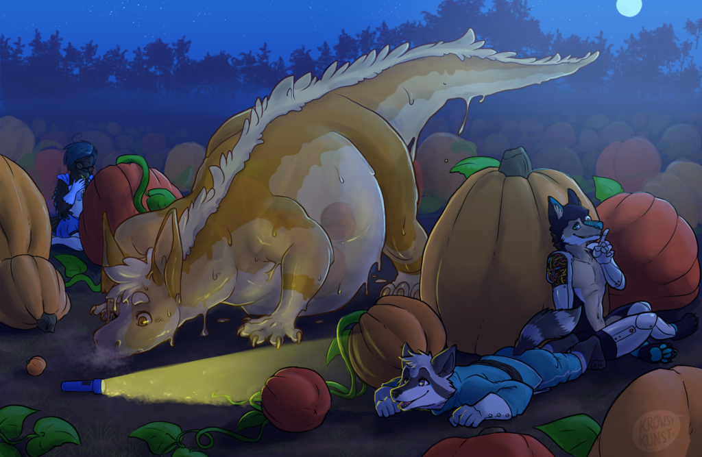 Night of the Goo Dragon (1/2)