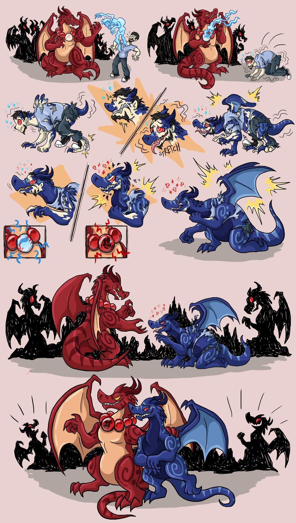 [com] The Dragon's Thrall