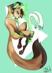 Jade Faircrest - Mystical Scarf!