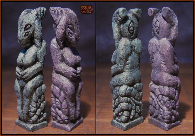 Shub Niggurath Idols