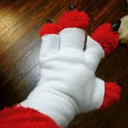 Sparky's Gloves