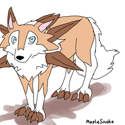 One uncertain lycanroc