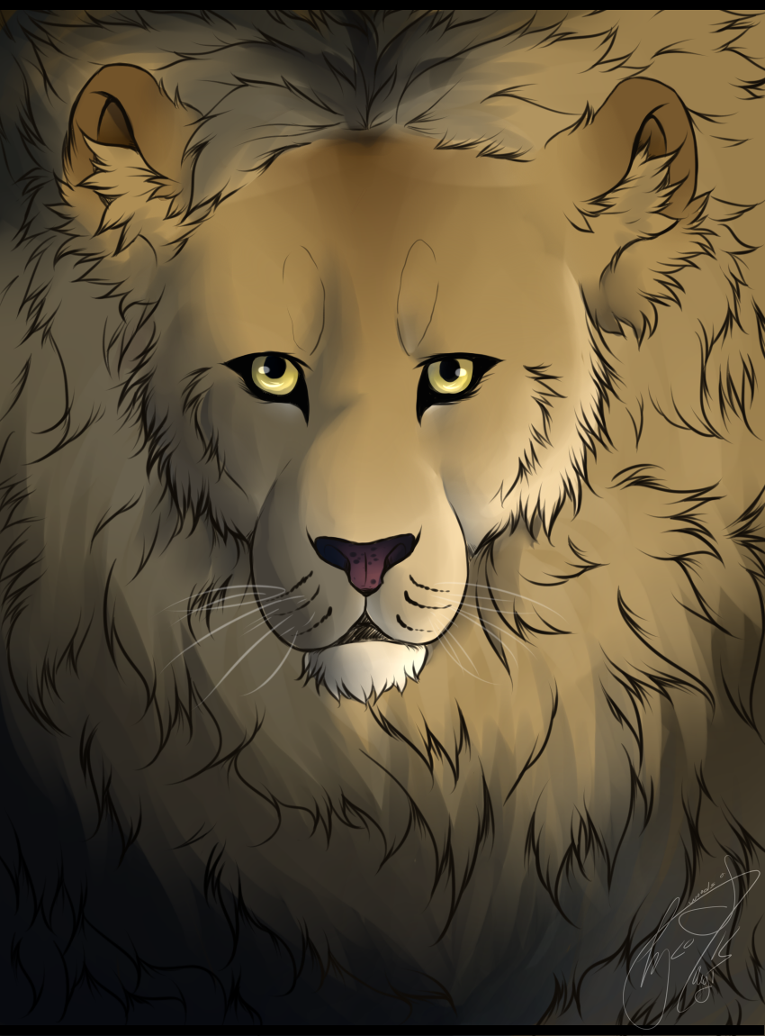 Most recent image: Lion Hearted