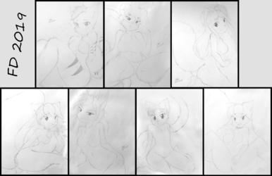 Furrydelphia 2019 Commission Collage