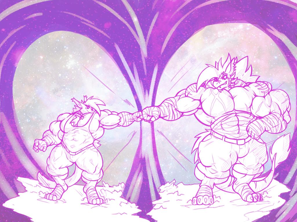 [Sketch Commission] Kubur