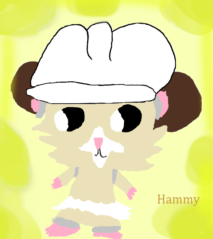 Hammy The Hamster